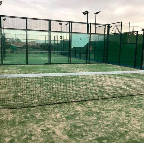 El Coto Pádel y Tenis | Inicio - 6 pistas de Pádel - 8 pistas de Tenis