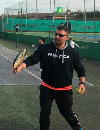 El Coto Pádel y Tenis | Profesor de tenis - Marcos López