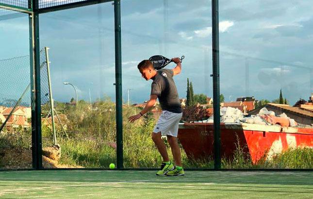 El Coto Pádel y Tenis | Profesor de pádel - Julio Jiménez